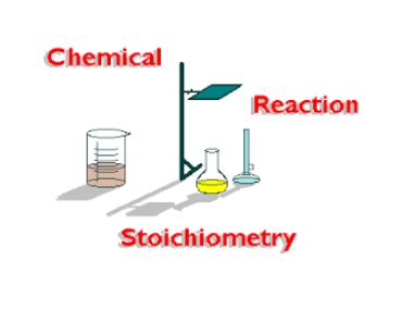 chemical reaction stoichiometry
